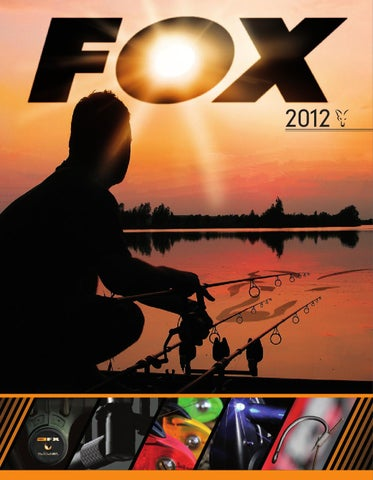 Stuhl Design Exocet Multifunktional | Fox Karpfen Katalog 2012 By Fox International Limited Issuu
