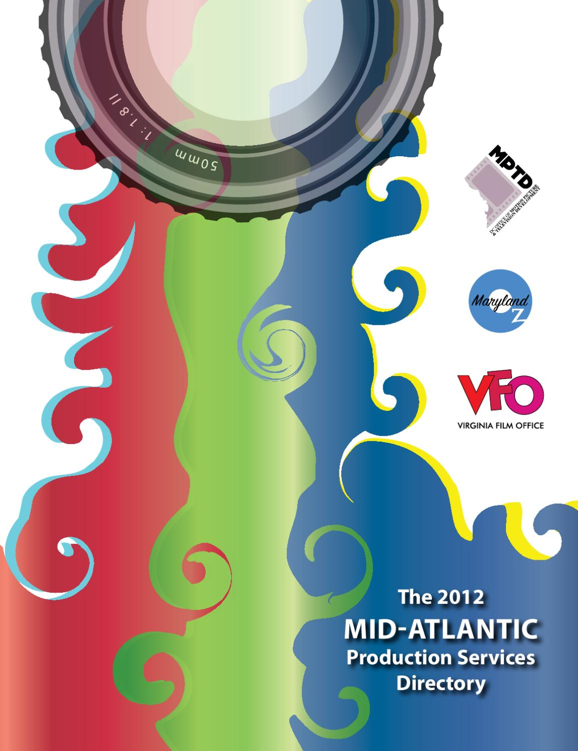 2012 Mid Atlantic Production Services Directory By Oz Publishing Rain Sound Effect Generator 4060 Inc Issuu