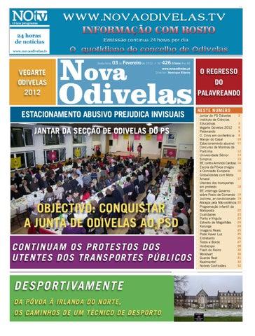 3f910420e15 Nova Odivelas 426 by Henrique Ribeiro - issuu