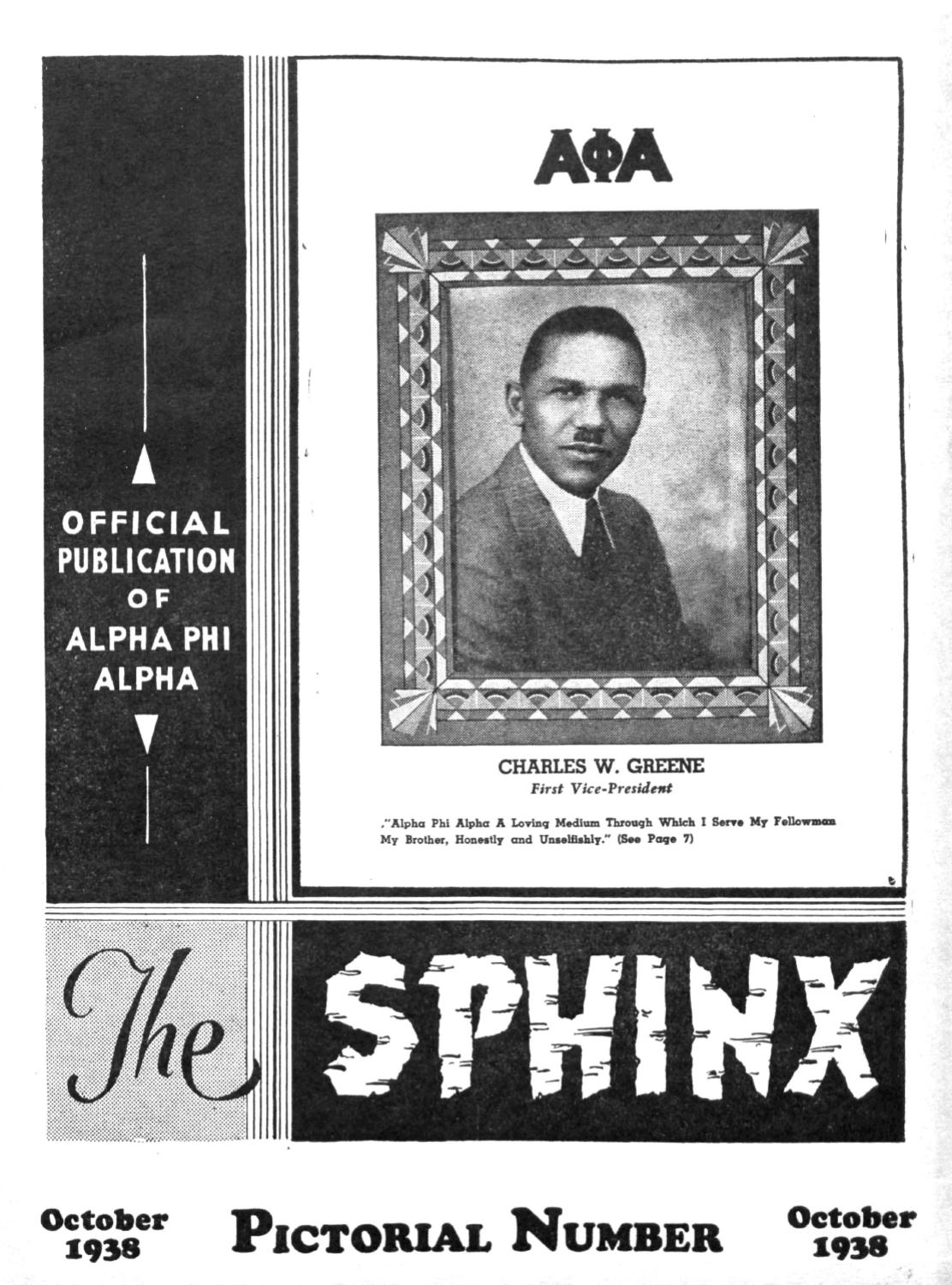 �yi%�o9�.y�NY�r��n���_TheSPHINX|FallOctober1938|Volume24|Number3193802403byAlphaPhiAlpha