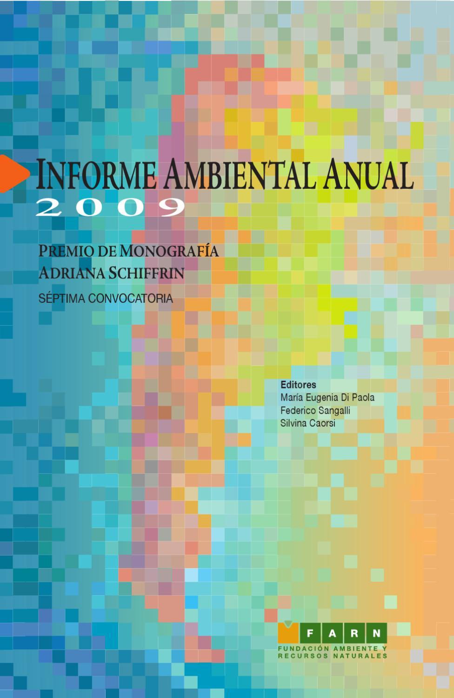 2009) Informe Ambiental FARN 2009 by FARN - issuu