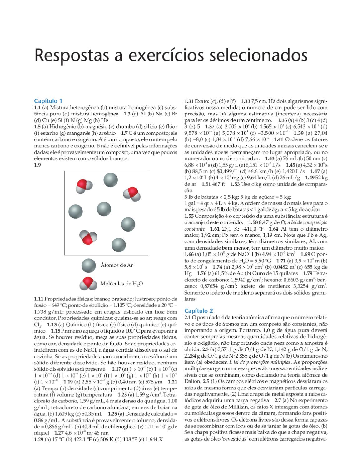 Resposta Quimica Brow By Andre Souza Issuu