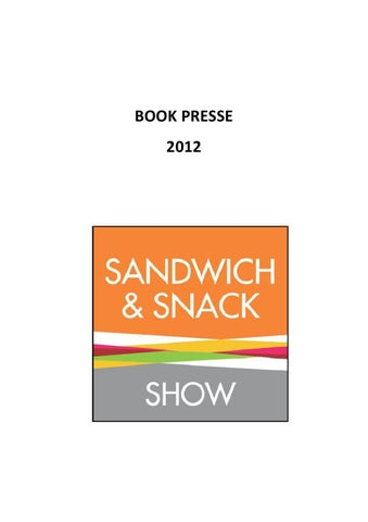 Press book 2012 by Reed Expositions France - issuu 9f7940c2b6a
