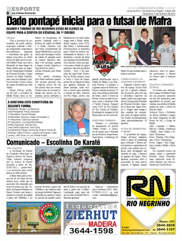 Jornal do Povo - Edição 502 - Dia 03 de Fevereiro de 2012 by Jornal ... 0afb9906e7749