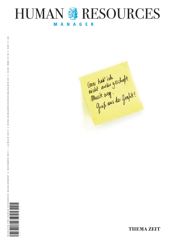 Human Resource Manager by Steffi Portfolio - issuu