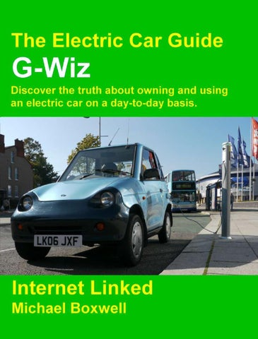 The Electric Car Guide G Wiz
