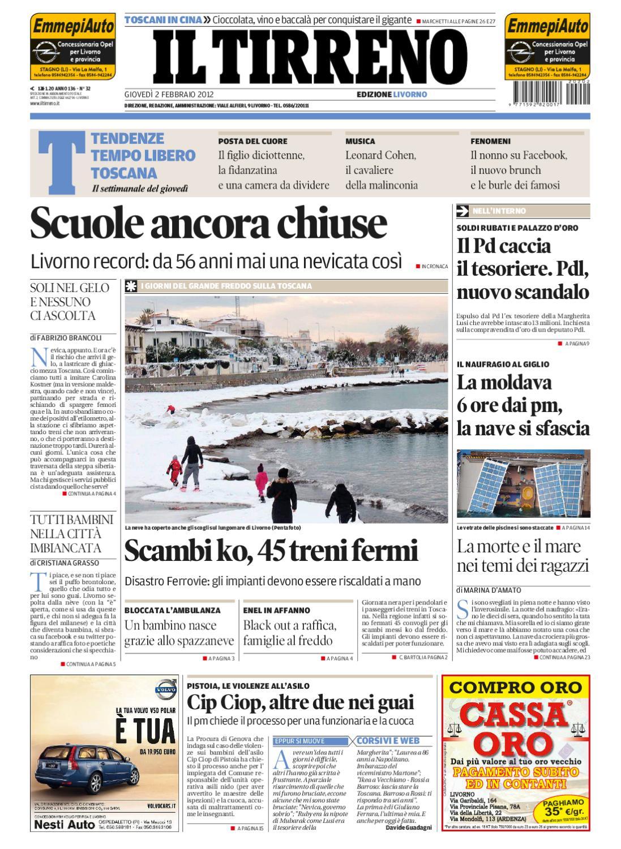 I toscani alla conquista della Cina su Il Tirreno 01 by andrea marchetti -  issuu 90c31d74419