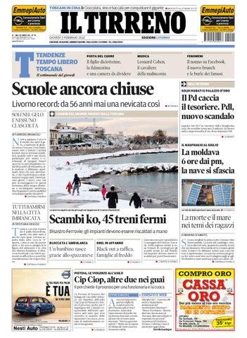 I toscani alla conquista della Cina su Il Tirreno 01 by andrea ... 2b4d5b61914