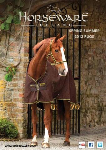 Horseware Rugs Ss12 By Ireland Issuu