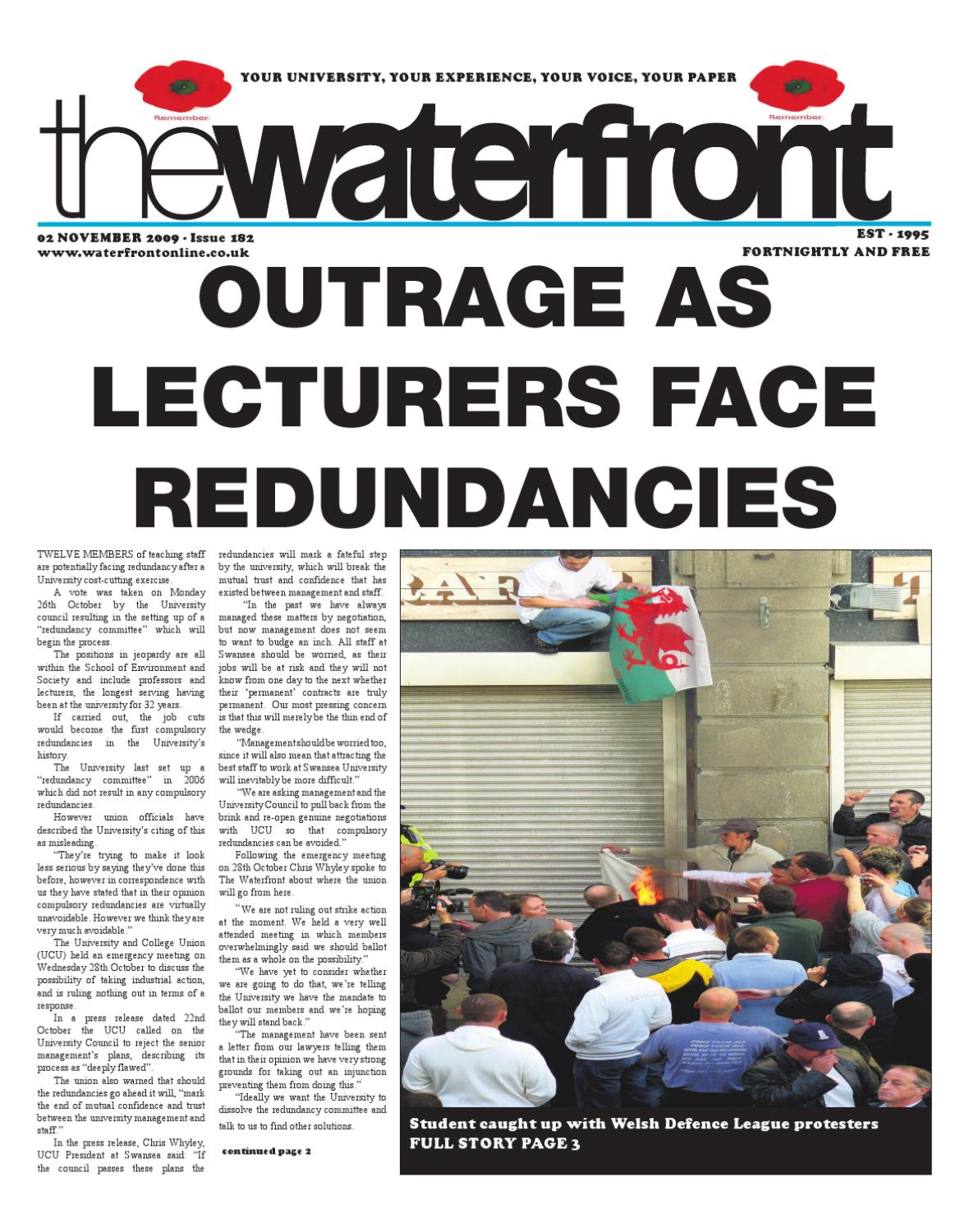 Issue 182 by Waterfront - issuu