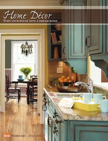 Valu Home Centers Decor Catalog Fall 2016 By Nicole Cooke