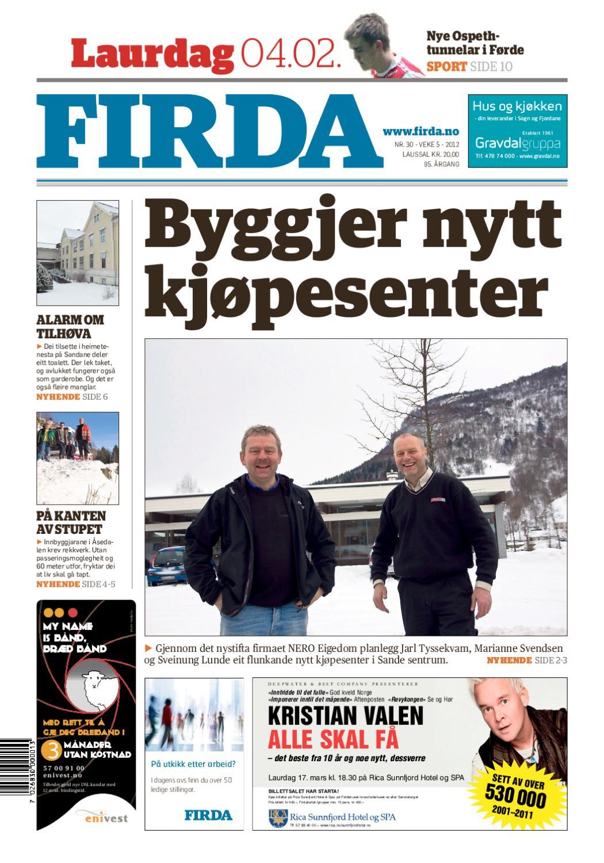 f6cdab6cf Firda 4. februar 2012 by Firda Media as - issuu