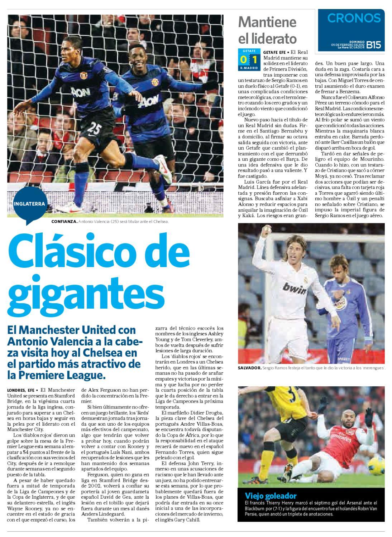 Diario La Hora El Oro 05 De Febrero 2012 By Diario La Hora