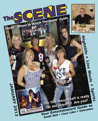 The SCENE Magazine - February 2012 - Back to Front by The SCENE ... 90352f92a