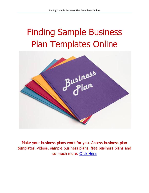 sample publishing business plan