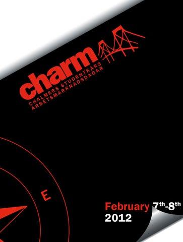 Charm2012 By Daniel Mauritzson Issuu