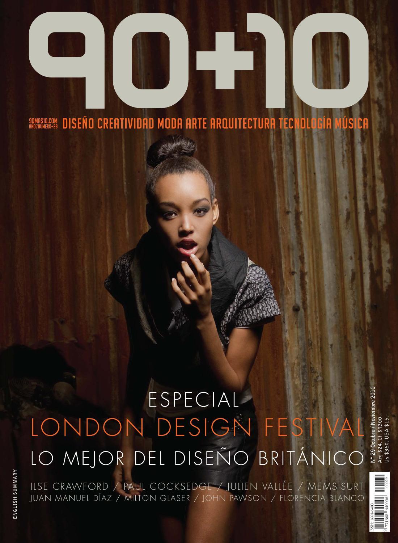 huge discount d28aa 15763 Revista 90+10  29