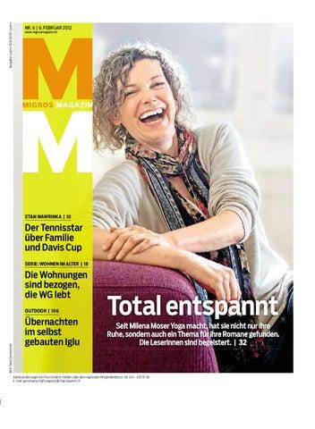 Migros Magazin 06 2012 d LU by Migros Genossenschafts Bund