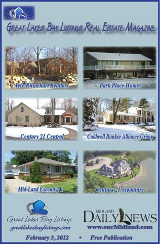 Great Lakes Bay Listings Real Estate Magazine 23 By Midland Daily