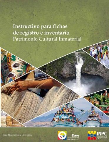 Instructivo para fichas de inventario de Inmaterial by Riesgos INPC ... 7b18708b7a6
