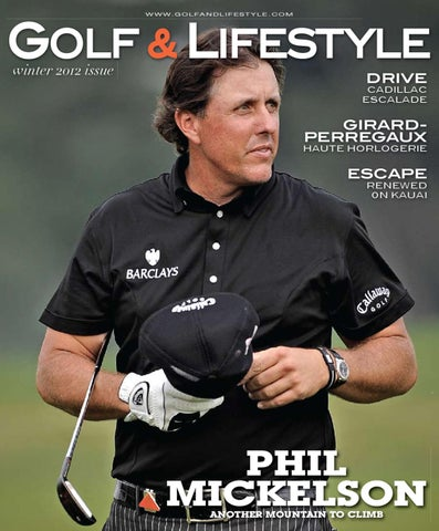 2e324817 Golf & LIfestyle-Winter 2012 by Golf & Lifestyle - issuu