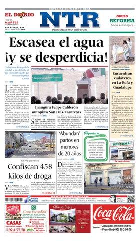 aace5fdca8a6 El Diario NTR by NTR Medios de Comunicación - issuu
