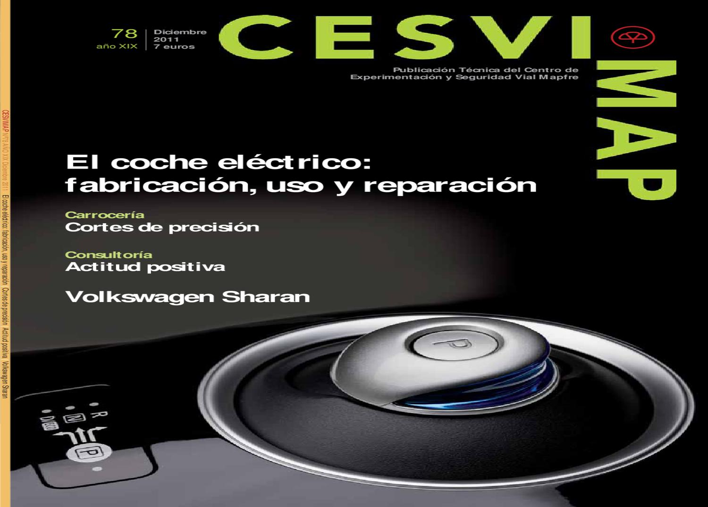 Revista CESVIMAP 78 by CESVIMAP - issuu