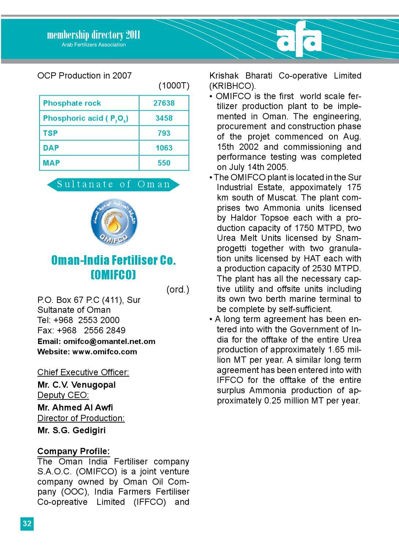 Directory_2011 by AFA Association - issuu