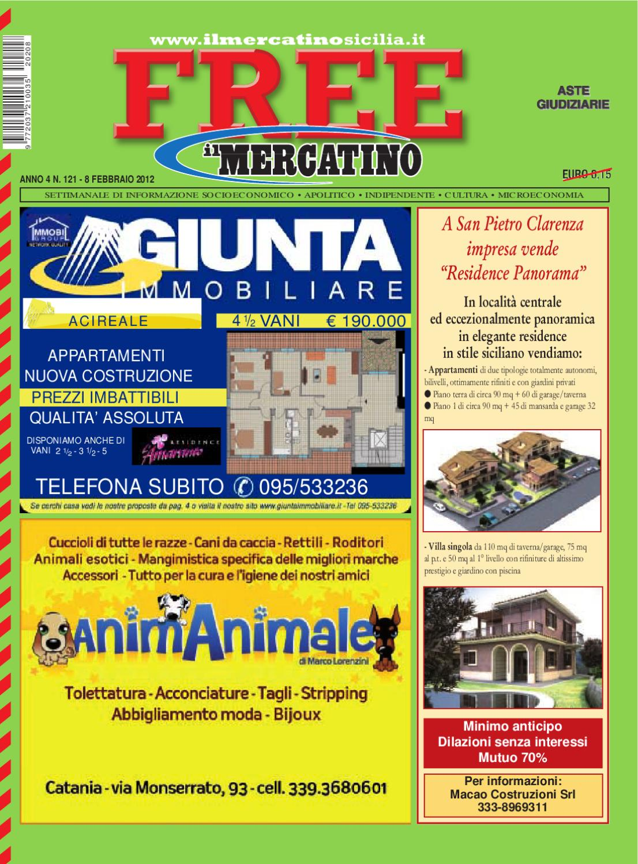 Free n° 121 del 08 02 2012 by Il Mercatino issuu