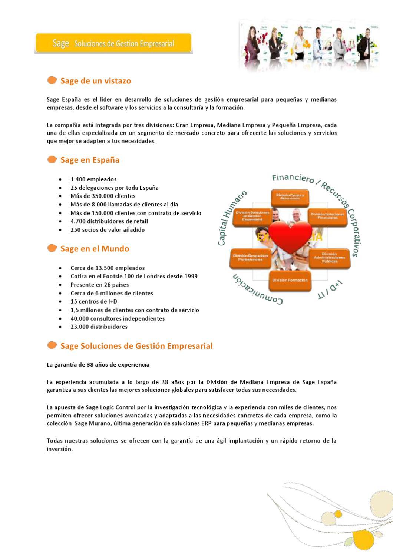 Módulos de Sage Murano by Infordisa - issuu