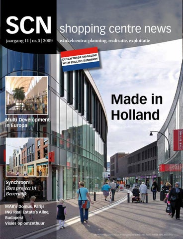 SCN 5-2009 by Shopping Centre NEWS - issuu 9f551aefe1ced