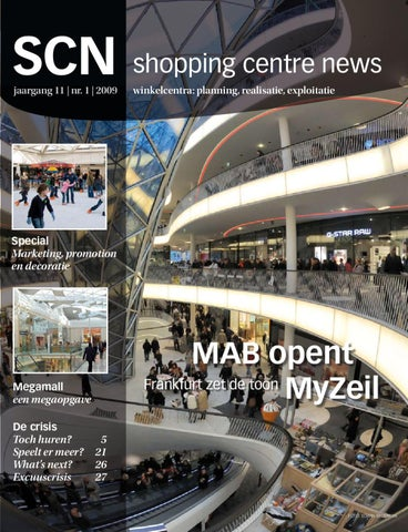 b73b337ebc6 SCN 1-2009 by SCN - shopping, leisure, people & places - issuu