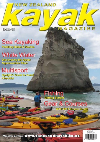 Issue 63 By Canoe Kayak Issuu