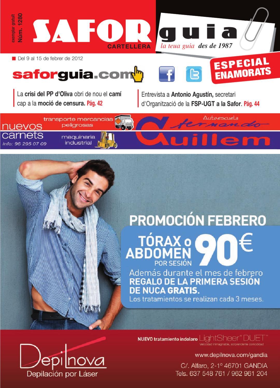 Semana Del 9 Al 15 De Febrero De 2012 By Saforguia Mediaserviocio  # Muebles Casal Tauste