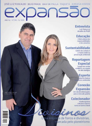 e4996d295f Expansão 144 by Revista Expansão RS - issuu