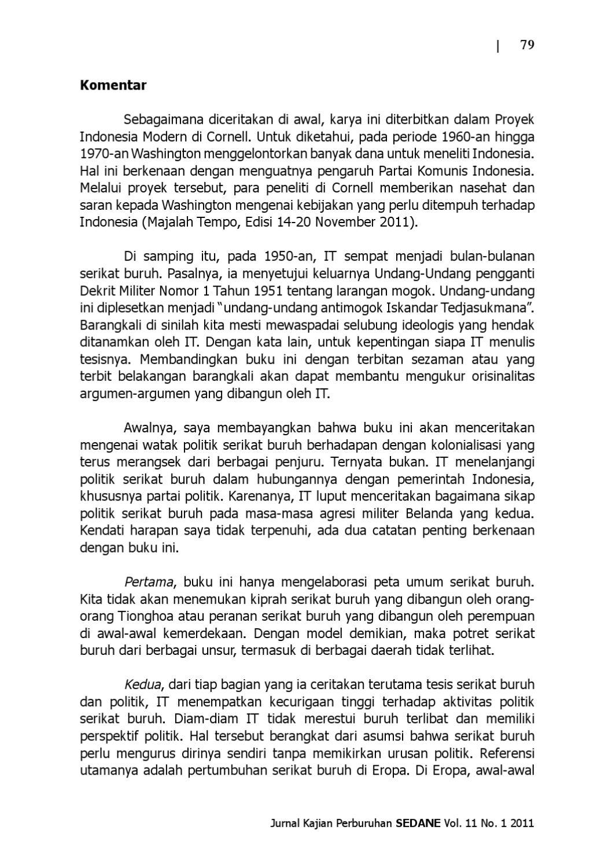 Jurnal Sedane By Abu Mufakhir Issuu