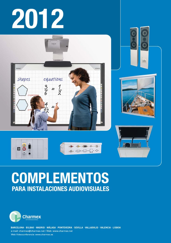 Catálogo de Complementos AV 2012 by Charmex Internacional, SA - issuu