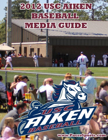 Usc Aiken Baseball >> 2012 Usc Aiken Baseball Media Guide By Brian Hand Issuu