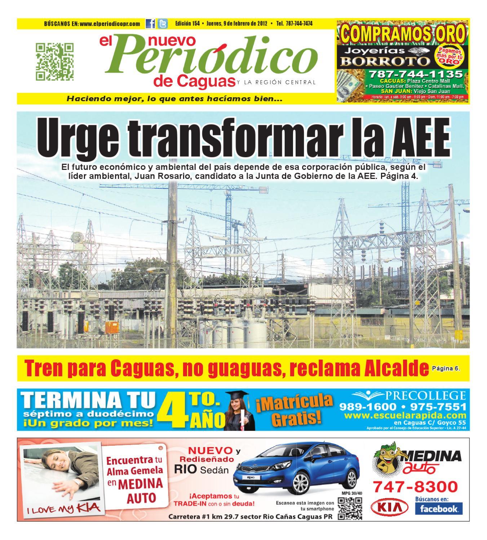 El Nuevo Peri³dico 154 by El Nuevo Periodico de Caguas issuu