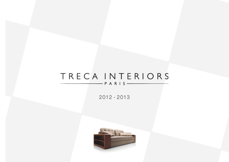Catalogue Treca Interiors Paris Meubles By Issuu