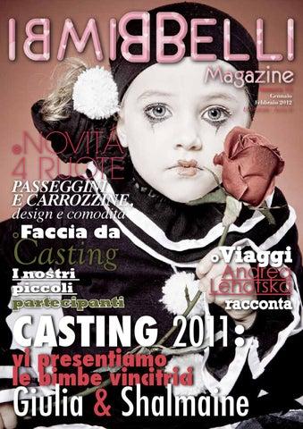 Bimbi Belli Magazine Gennaio Febbraio 2012 By Bimbi Belli