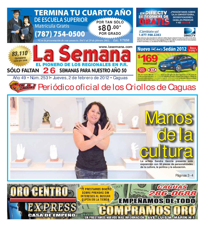 super popular 5aadf a0d74 Periódico La Semana  2531 by Daniel Aranzamendi - issuu