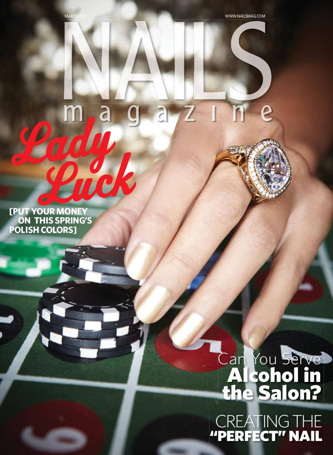 Nails Magazine March 2012 by Bobit Business Media - issuu