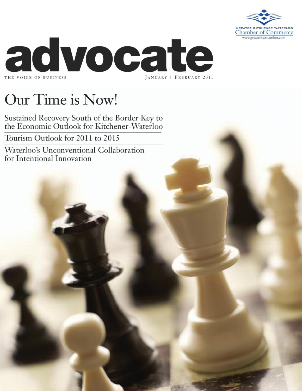 The Advocate Magazine - January | February 2011 by Natalie Hemmerich ...