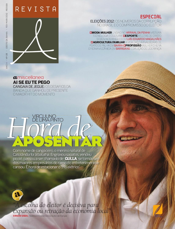 fc5f355387e Revista A ed. 8 by Ouza Editora - issuu