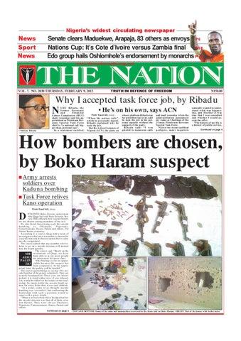 Kaduna politics after yakowa homosexual advance
