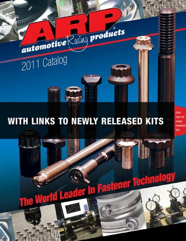 12mm wrenching ARP 773-1007 M10 X 1.25 X 50 12Pt Ss Bolts