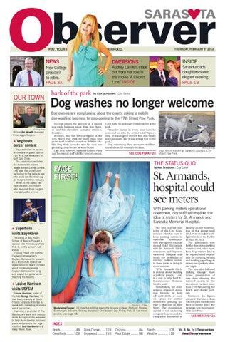 bf9f6dc9baa0 Sarasota Observer 02.09.12 by The Observer Group Inc. - issuu