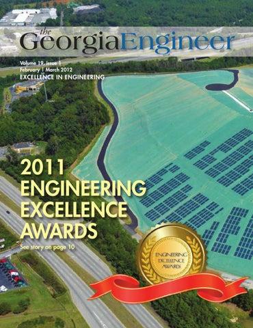 Georgia Engineer Feb March 2012