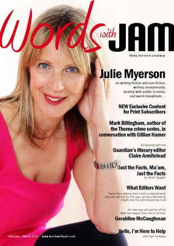 Words With Jam February 2012 By Words With Jam Issuu